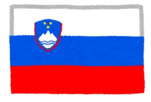 国旗_スロベニア