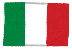国旗_イタリア