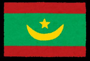 国旗_モーリタニア