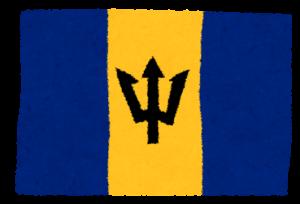 国旗_バルバドス