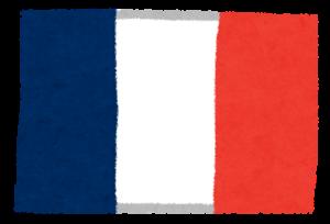 国旗_フランス