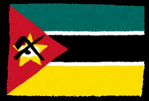 国旗_モザンビーク