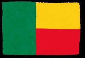 国旗_ベナン