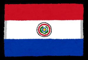 国旗_パラグアイ