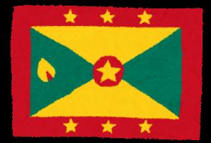 国旗_グレナダ