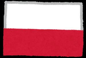 国旗_ポーランド
