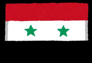 国旗_シリア
