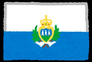 国旗_サンマリノ