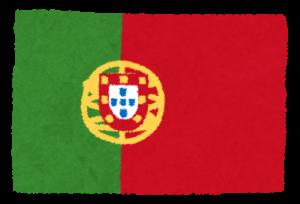 国旗_ポルトガル