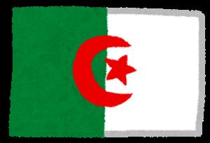 国旗_アルジェリア