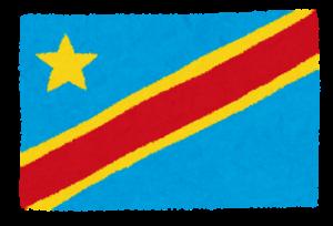 国旗_コンゴ民主共和国