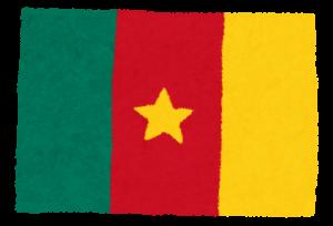 国旗_カメルーン