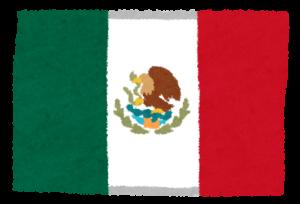 国旗_メキシコ
