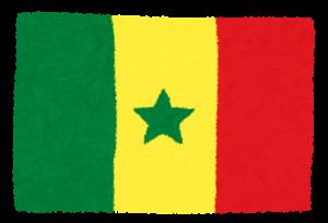 国旗_セネガル