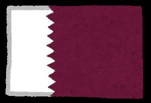 国旗_カタール
