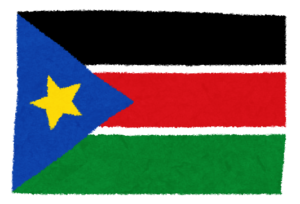 国旗_南スーダン
