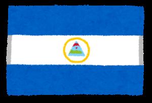 国旗_ニカラグア