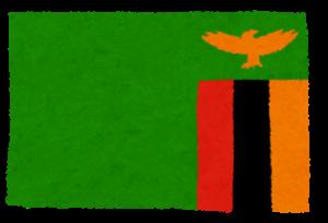 国旗_ザンビア