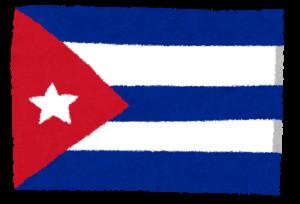国旗_キューバ