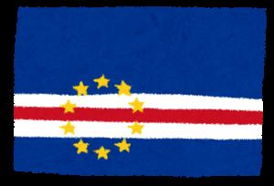 国旗_カーボベルデ
