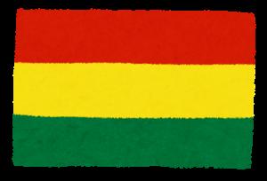 国旗_ボリビア