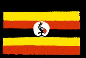 国旗_ウガンダ