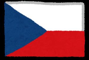 国旗_チェコ