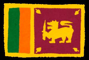 国旗_スリランカ